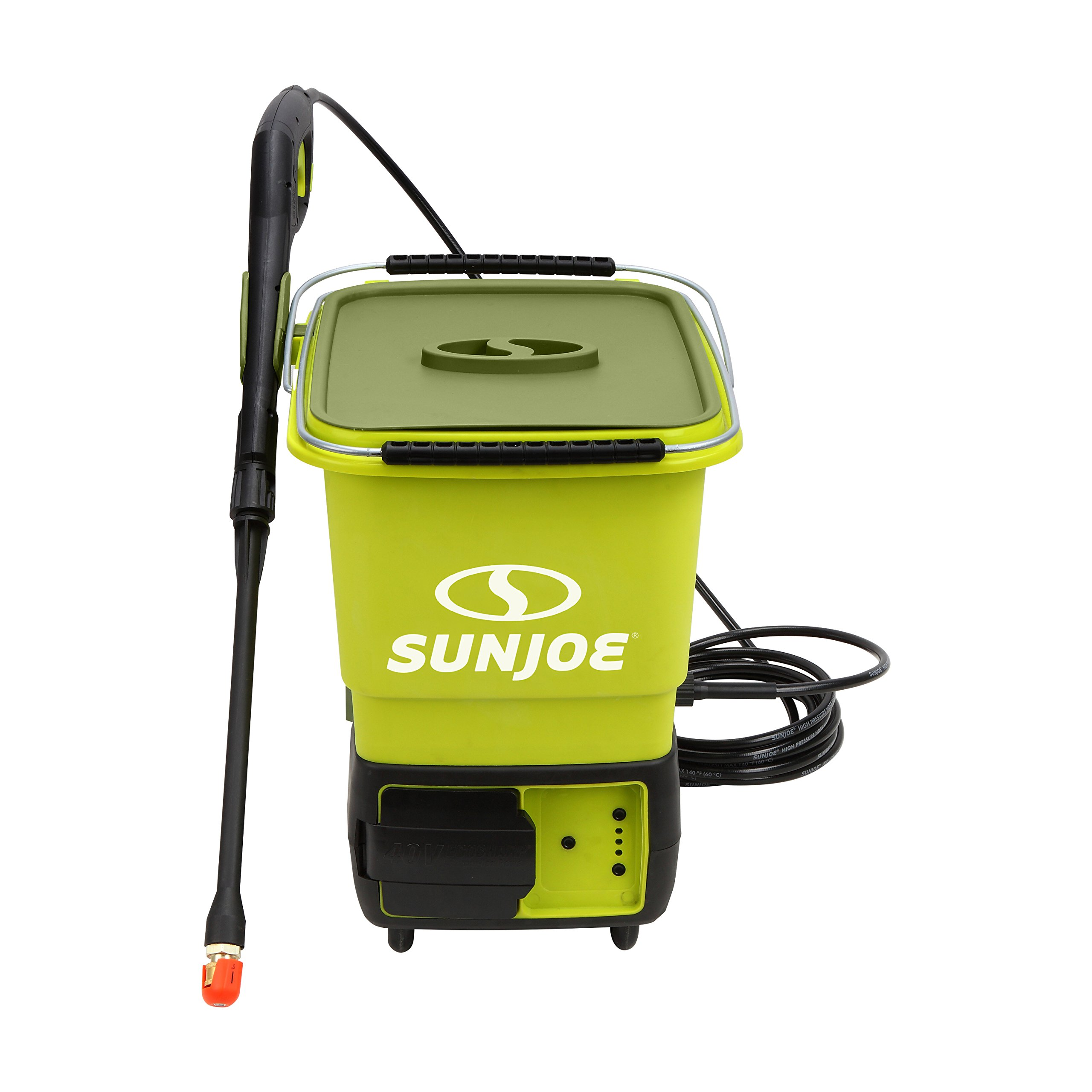 Sun Joe SPX6000C-CT (Core Tool) iON 1160 Max PSI Cordless Pressure Washer (Battery & Charger Not Included)