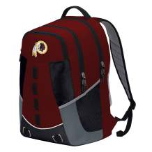 """Officially Licensed NFL """"Personnel"""" Backpack, 19"""", Multi Color"""