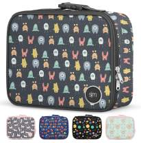 Simple Modern 3L Hadley Lunch Bag for Kids - Insulated Women's & Men's Lunch Box Little Monsters