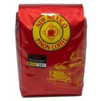 New Mexico Piñon Coffee Naturally Flavored Coffee (Traditional Piñon Ground, 5 pound)