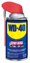 WD-40 Multi-Use Product - Multi-Purpose Lubricant with Smart Straw Spray. 8 oz. (6 Pack)