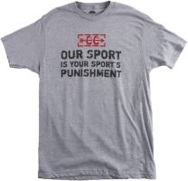 Cross Country: Our Sport is Your Sport's Punishment | XC Runner Unisex T-Shirt