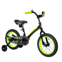 """Mobo Cruiser Bicycle-Training-Wheels First Bike w/Training Wheels. 14"""" Toddler Bicycle"""