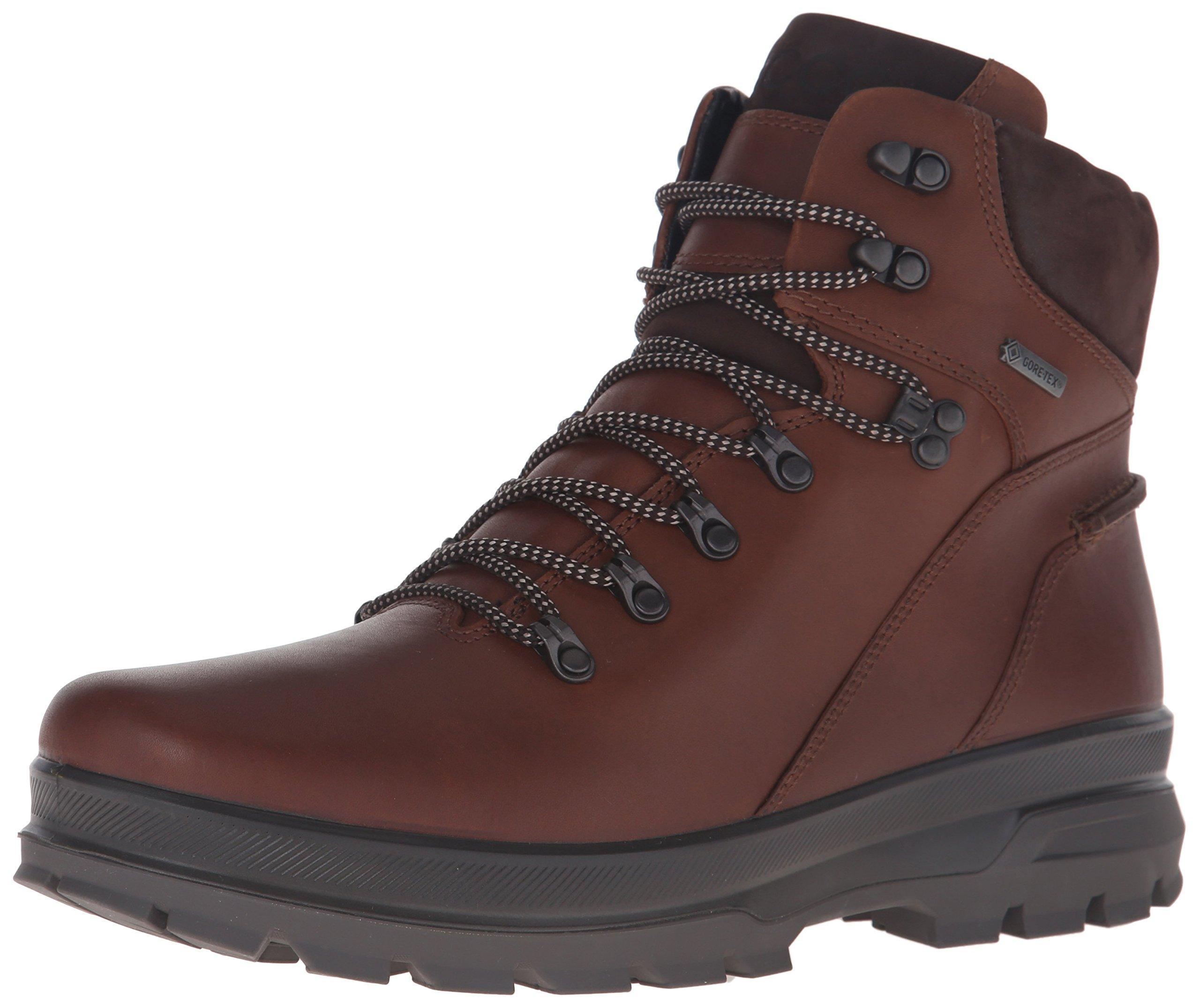 ECCO Men's Rugged Track GTX High Hiking Boot