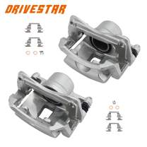 DRIVESTAR 19B2048 19B2049 New OE-Quality Left&Right Front Brake Calipers for Chevrolet 1998-02 Prizm, 1998-02 for Toyota Corolla Disc Brake Calipers Front, for Chevy Prizm, for Toyota Corolla