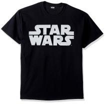 Star Wars Men's Simplest Logo Graphic Tee