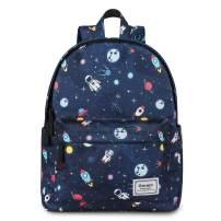 Gonex Toddler Backpack Kids Schoolbag Bookbag Preschool Backpacks Children Bag Gift for Kids Boys Girls Kindergarten Elementary School Outing Universe Pattern