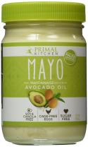 Primal Kitchen - Avocado Oil Mayo, First Ever Avocado Oil-Based Mayonnaise, Paleo Approved and Organic (12 Ounce, 3 Jars)