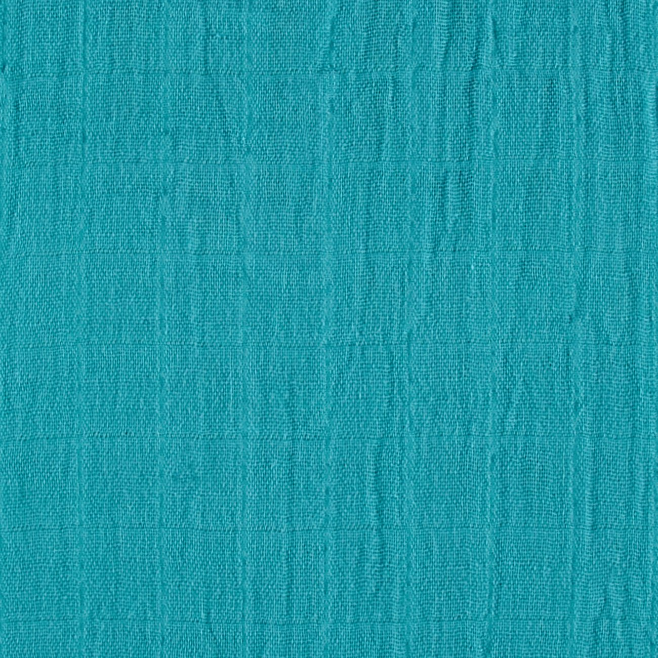 Shannon Fabrics Shannon Embrace Double Gauze Teal Fabric By The Yard