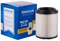 PG Air Filter PA6168 | Fits 2011-12 Dodge Caliber, 2011-17 Jeep Compass, 2011-17 Patriot