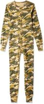 Carhartt Men's Force Classic Thermal Base Layer Union Suit