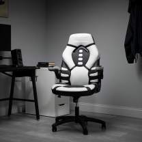 Fortnite SKULL TROOPER-V Gaming Chair, RESPAWN by OFM Reclining Ergonomic Chair (TROOPER-01)