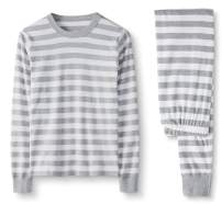 Hanna Andersson Adult Organic Cotton Long-Sleeve Pajama Set