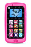 LeapFrog Chat And Count Smart Phone, Violet, Great Gift For Kids, Toddlers, Toy for Boys and Girls, Ages 2, 3