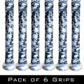 Alien Pros Bat Grip Tape for Baseball (3 or 6 Grips) – Precut and Pro Feel Bat Tape – Replacement for Old Baseball Bat Grip – Wrap Your Bat for an Epic Home Run