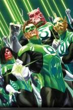 "Trends International DC Comics - The Green Lantern Corps - Portrait, 22.375"" x 34"", Premium Unframed"