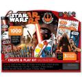Bendon AS82895 Star Wars Giant Art Activity Set