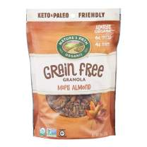 Nature's Path Maple Almond Grain-Free Granola, Healthy, Organic, , 8 Ounce Bag (Pack of 6)
