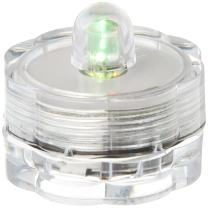Bluedot Trading Submersible Tea Lights, Multicolor, 96-Pack