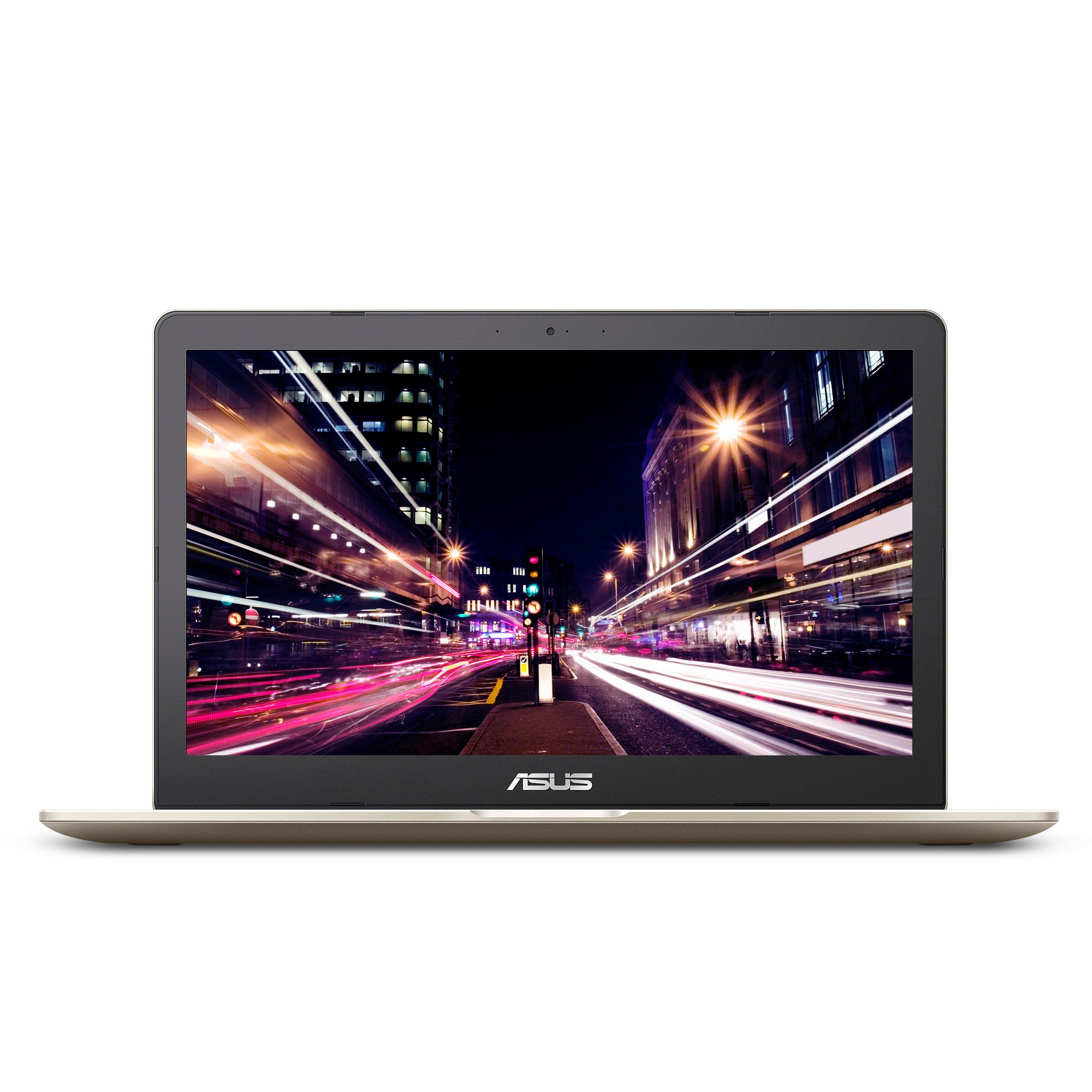 "ASUS M580VD-EB54 VivoBook 15.6"" FHD thin and light Gaming Laptop (Intel Core i5-7300HQ, GTX 1050 2GB, 8GB DDR4, 256GB SSD), backlit keyboard"