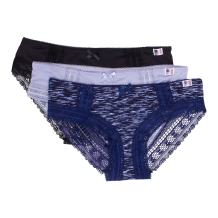 U.S. Polo Assn. Womens Multi Pack Elastic Waist Cotton Lined Boyshort Panties