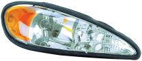 Dorman 1591005 Passenger Side Headlight Assembly For Select Pontiac Models