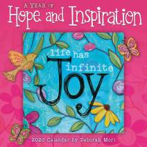 A Year of Hope and Inspiration 2020 Mini Calendar