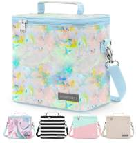 Simple Modern 4L Blakely Lunch Bag for Women & Men - Insulated Kids Lunch Box Jovie