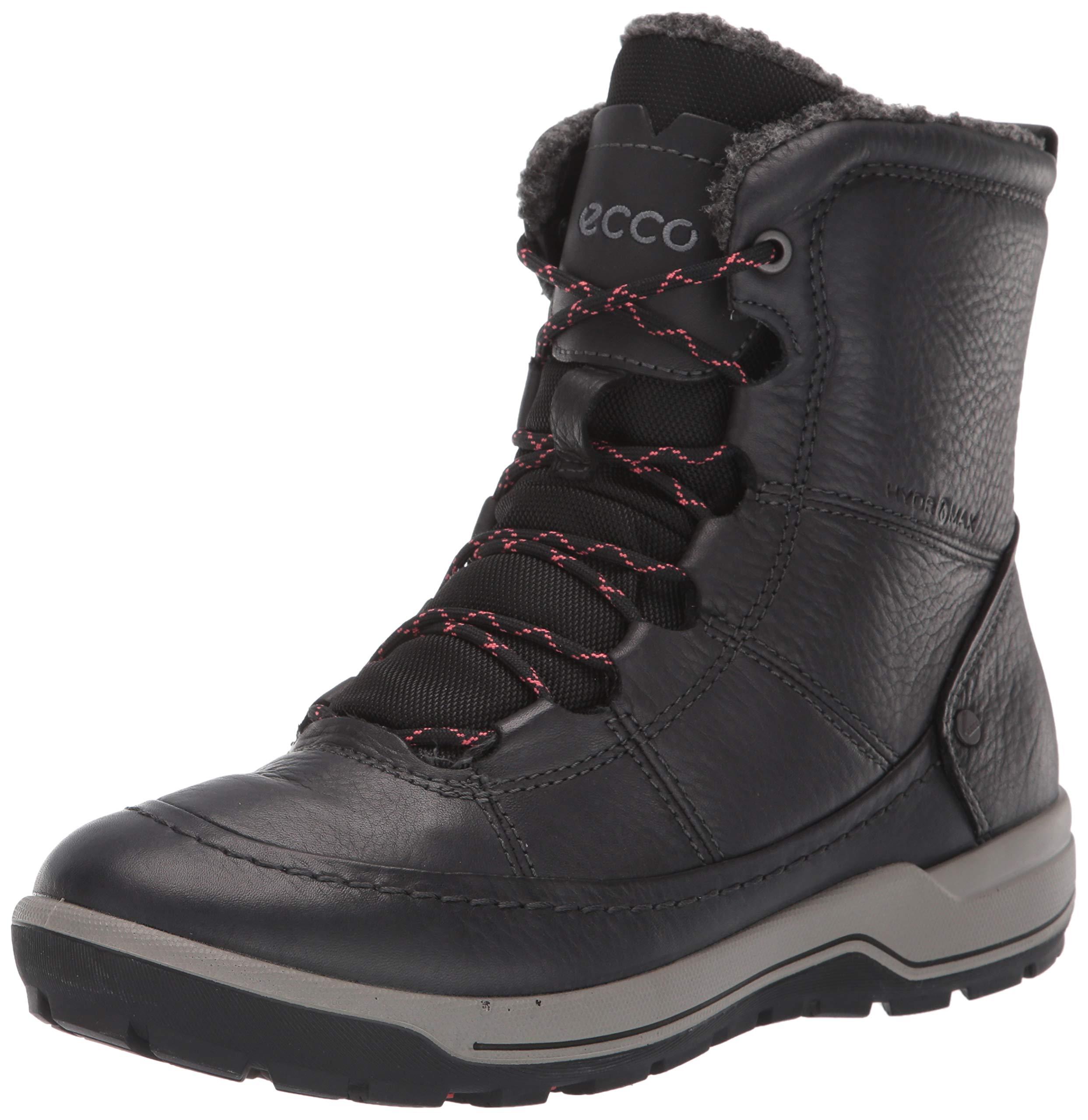 ECCO Women's Trace Lite Mid Hydromax Water-Resistant Winter Snow Boot