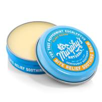 Murphy's Naturals Insect Bite Relief Soothing Balm | All-Natural Ingredients | Travel/Pocket Sized | 0.75oz