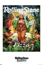 """Trends International Wall Poster Rolling Stone Magazine - Lizzo 20, 22.375"""" x 34"""", Unframed Version"""