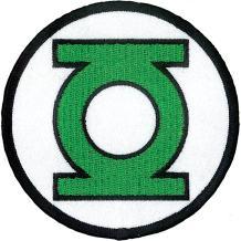 Ata-Boy DC Comics Green Lantern Logo Accessory Collection