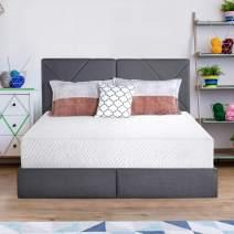 SLEEPLACE 9 in Luna Memory Foam Mattress,Full