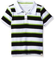 Burt's Bees Baby Baby Boys' T-Shirt, Short Sleeve V-Neck and Crewneck Tees, 100% Organic Cotton
