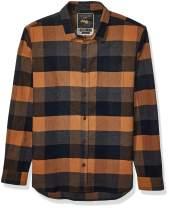 Quiksilver Men's Stretch Flannel Reg Woven Top