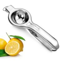New Star Foodservice 43280 Stainless Steel Lemon Squeezer