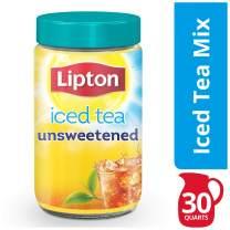 Lipton Unsweetened Iced Tea, Mix, 3 oz