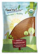 Organic Cocoa Powder, 8 Pounds - Natural, Unsweetened, Non-Dutched, Non-GMO, Kosher, Bulk