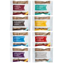 Heather's Choice Packaroons, Sampler 8-Pack or 16-Pack: Amaretto, Blueberry, Lemon Lavender, Sweet Coconut, Spiced Cocoa, Black Espresso, Orange Vanilla, Mint Chocolate, Allergen-Friendly Backpacking