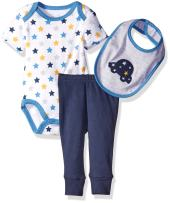 Rene Rofe Baby Boys' 3pc Turn-Me-Round-Set
