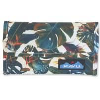 KAVU Mondo Spender Wallet Tri-Fold Polyester Clutch