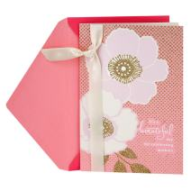 Hallmark Mother's Day Card (Because You Deserve It)