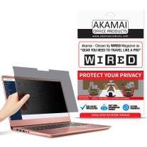 Surface Laptop 1 2 and 3 Akamai Computer Privacy Screen (16:9) - Removable Edge to Edge Glass - Blue Light Screen Protector - Laptop Anti Glare Screen Protector
