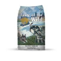 Taste of The Wild Grain Free Premium Dry Dog Food Pacific Stream Puppy - Salmon