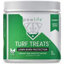 pawlife Turf Treats, Grass Saver Dogs Supplement, 120 Chicken Treats