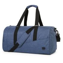 BAGSMART Travel Duffel Bag Overnight Bag with Shoe Pouch 40L
