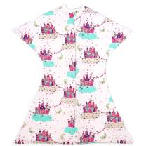 Dream Castle You Swaddle Transition Zipadee-Zip, Extra Small 3-6 Months (8-13 lbs, 18-26 inches)