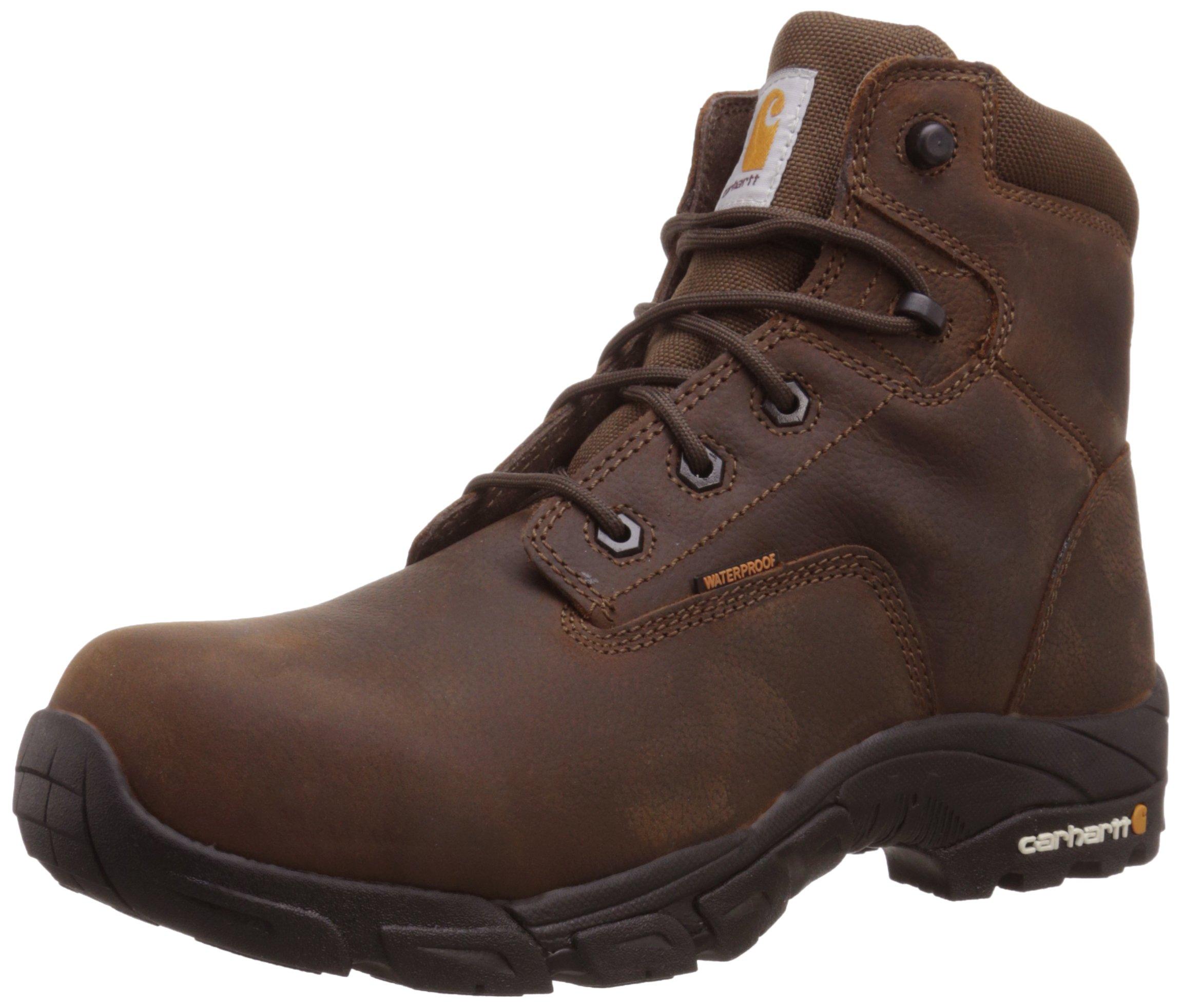 Carhartt Men's 6-Inch Waterproof Composite-Toe Work Hiker Boot