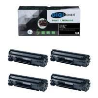 DIGITONER Compatible HP 79 HP 79A HP CF279A Toner Cartridge HP– CF279A High Yield Toner Cartridge Replacement for HP Laser Printer Laserjet Pro M12w M12a MFP M26a M26nw – Black [4 Pack]