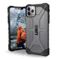 UAG Designed for iPhone 11 Pro Max [6.5-inch Screen] Plasma Feather-Light Rugged [Ash] Military Drop Tested iPhone Case